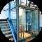 Фото пример лифта коттеджнего