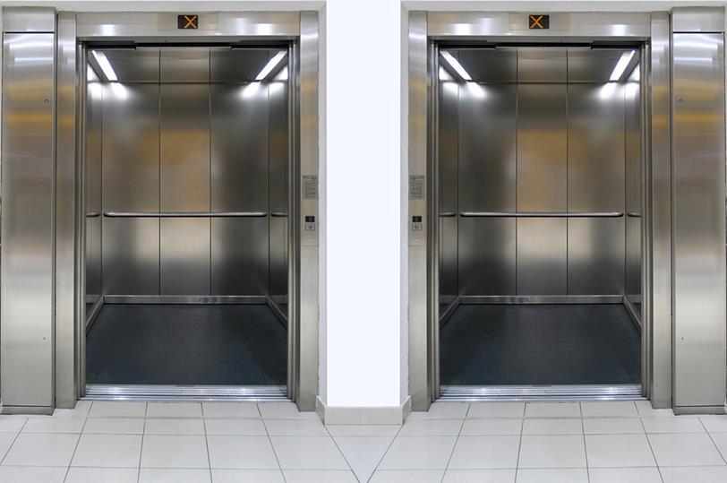 Фото пример пассажирского лифта